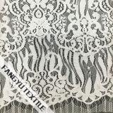 綿の女性衣服のためのナイロンレースファブリック