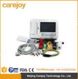 Prezzo portatile della macchina dell'elettrocardiografo ECG di Digitahi 6-Channel