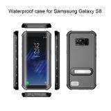 Het nieuwe Mobiele Geval van de Telefoon Waterdichte Dekking voor de Rand van Samsung S8