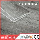 Plancher recouvert de vinyle revêtement de sol plancher en plastique PVC SPC les revêtements de sol en vinyle PVC PVC-de-chaussée des matériaux de construction des revêtements de sol Click-Lock SPC-de-chaussée Rvp Flooring