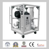 Energía Eléctrica Rendimiento superior Etapa doble No hay un transformador de ruido Secado del aceite Alto sistema de la bomba de vacío / bomba de vacío Equipo (ZJ)