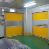 폴리탄산염 투명한 롤러 셔터 문 (HF-041)