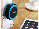 L'altoparlante C6 dell'acquazzone di Bluetooth impermeabilizza l'altoparlante di Bluetooth con la tazza di aspirazione