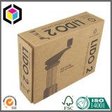 Rectángulo móvil de la cartulina de la casa durable del papel acanalado