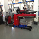 Velocidad rápida personalizada mecánica automática longitudinal de la costura de soldadura Equipo de Maquinaria