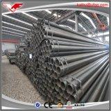 Tubulação de aço pintada preta de ASTM A53 ERW