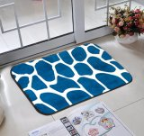 Walmart en gros a estampé les couvre-tapis décoratifs bon marché de tapis de couvertures de Bath réglés