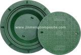 ElectricityのためのInner Capの緑のFibreglass Meter Box Covers