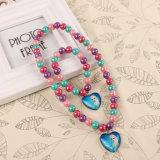 Necklace, Bracelet, Earring를 가진 도매 Frozen Children Jewelry Set