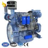 Dieselmotor van de Boot van de Motor van Weichai 120HP van de Prijs van de fabriek de Mariene Wp4 88kw