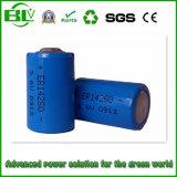 14250 3.6V batería de litio 1200mAh (ER14250 / ER16340 / ER26650 / ER18350)
