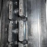 Piste en caoutchouc 260X109X37 pour l'excavatrice PC10/10.5/10.6/PC12uu de KOMATSU. 2
