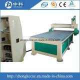 Máquina del ranurador del CNC del grabado de madera de Zhongke