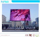 HD P10 publicidade exterior Cores Visor LED