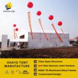 Высота Eave Huaye 7m 20м ширины промышленные складские палатка (hy096b)