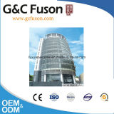 China Factory Price Safety Glass Aluminium Curtain Wall für Commerical Building und Home Window