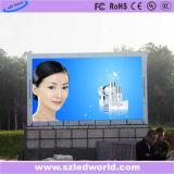 옥외 P4/P5/P6/P8/P10 또는 풀 컬러 모듈을 광고하는 실내 위원회 발광 다이오드 표시 스크린 널