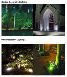 Indicatore luminoso di inondazione esterno dell'alluminio 80W LED di vendita calda 220V