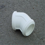 PPR accessori per tubi di plastica popolari di colore verde PPR dei montaggi del gomito da 45 gradi