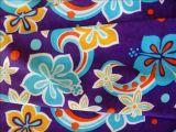 Spandex de nylon de la venta al por mayor de la tela del material de materia textil impreso para el traje de baño