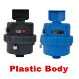 Piston rotatif volumétrique de type humide Compteur d'eau en laiton