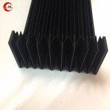 Tampa de protecção do fole flexíveis de sanfona com certificação para máquinas CNC