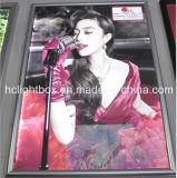 Ultra Slim Light Box Picture Frame für Advertizing Display