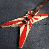 Custom V Style guitarra eléctrica com Rosewood Fingerboard (SE-6)