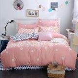 Novo Design 1800 Coleção Impressa edredão de cama da Tampa