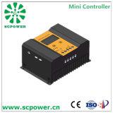 Nouveau lancement Mini Système solaire MPPT 20A Contrôleur de charge solaire de haute qualité