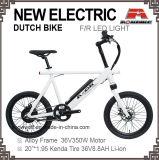 20-дюймовыми легкосплавными голландской Oma Holand электрический велосипед аккумуляторная батарея велосипед