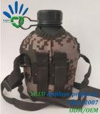 Metallaluminiumlegierung-Militärwasser-Metallflasche