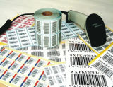 인쇄된 Barcode 포장 레이블