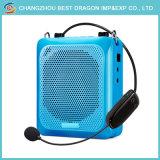 Mini RF voz amplificador de audio portátil inalámbrico con micrófono megáfono