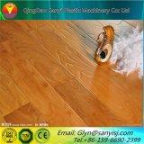 Planche de bois en PVC Vinyl feuille de plastique de tuiles de plancher de la machine de l'extrudeuse