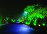 Luz de inundação ao ar livre impermeável de venda quente do diodo emissor de luz IP67 24W