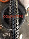 (350-18) Haltbarer beständiger Morocycle Reifen-Motorrad-Gummireifen