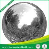Оформление твердых большого размера шарик из нержавеющей стали