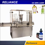 Liquid Cosmetic Packaging Filling and Capping Machine