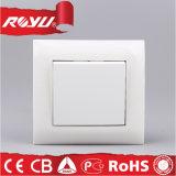 Роскошный дизайн сертификат CE 10A кнопочный выключатель
