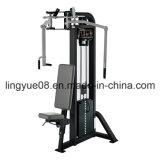 Professiona Ginásio Fitness Equipment Força Martelo Selecione músculo peitoral voar/Deltóide traseiro L-5005
