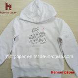 Impression de sublimation de papier de transfert de désherbage pour t-shirts 100% en coton