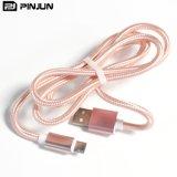 De gevlechte Super Gegevens die van de Snelheid USB 3.1 de Kabel van het Type laden C