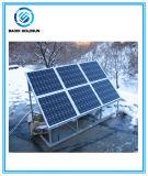 高性能PVのモノクリスタル太陽電池パネル