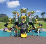 De openlucht Dia van de Speelplaats voor het Pretpark van het Gebruik van Jonge geitjes