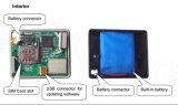 Mini bewegliche persönliche GPS Verfolger-Alarmeinheit Gt201-2 der UnterstützungsGPS/GPRS/SMS /Sos /Panic für Kinder/älteres/Sperrung/Haustiere