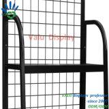 3 уровней металлическая напольная подставка для дисплея моторного масла