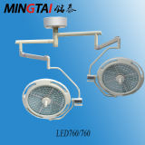 LED de luz de la operación de cirugía móvil760 con CE