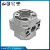 Alumínio do OEM/metal/carcaça de aço do ferro da areia para o equipamento da indústria