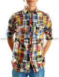 Vente en gros de chemises habillées pour hommes (ELTDSJ-384)